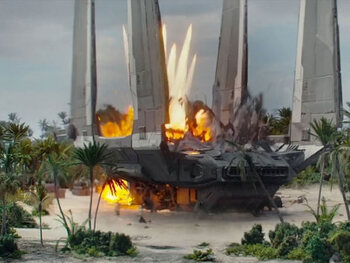 Top 5: 1. Rogue One : A Star Wars Story