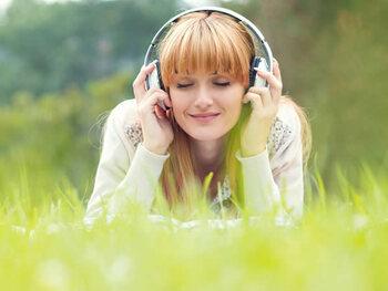 Écouter de la musique, chanter ou danser
