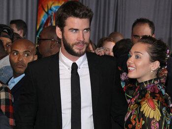 étaient Miley Cyrus et Liam Hemsworth datant avant la dernière chanson rencontres internationales Suède
