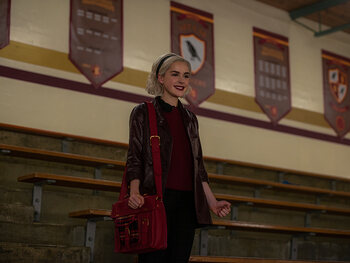 Chilling Adventures of Sabrina, deel 3