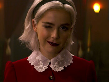 """Chilling Adventures of Sabrina, Part 1, """"Chapter eleven: A Midwinter's Tale"""""""