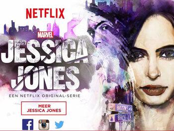 """Marvel's Jessica Jones"" (saison 2)"