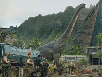 Top 5: 1. Jurassic World: Fallen Kingdom