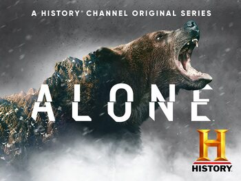 Alone: Grizzly Mountain