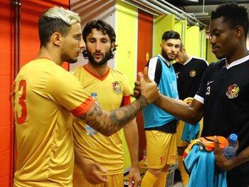 """AFC Tubize: """"Op alle vlakken beter dan vorig seizoen"""""""