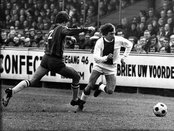 On this day: Johan Cruyff treedt de Ajax Academie binnen