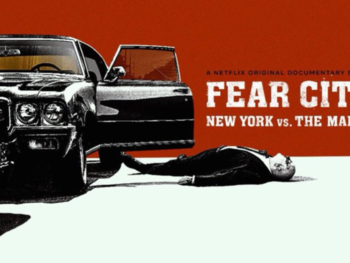 "Vendredi : ""Fear City: New York contre la mafia"""