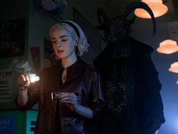Les Nouvelles aventures de Sabrina (saison 2)