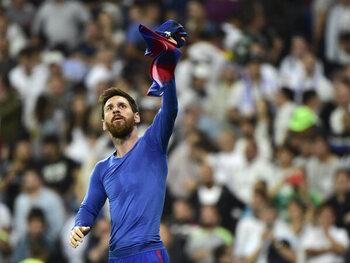 Messi schrijft geschiedenis
