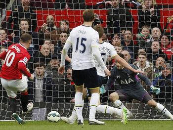 Treffer van Rooney
