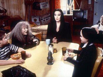 Mardi: La Famille Addams