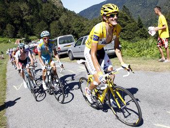 Sa chaîne coûte le maillot jaune à Andy Schleck