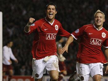 Legendarische matchen: Manchester United veegt de vloer aan met Roma