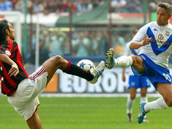 Legendarische matchen: AC Milan – Brescia, de afscheidsmatch van Roberto Baggio