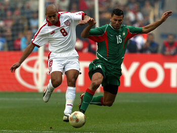 Tunesië – Marokko (14 februari 2004)