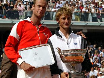 Onklopbare Juan Carlos Ferrero