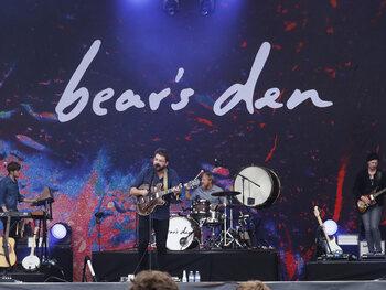 Mercredi 20 mai : Bear's Den (Rock Werchter 2019)