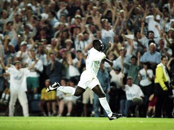 One day, one goal : Anthony Yeboah marque deux buts magnifiques en un mois pour Leeds United