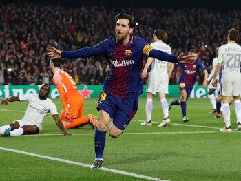 Dubbel brengt Messi op honderd goals