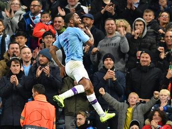Manchester City - Atalanta (22 octobre 2019)
