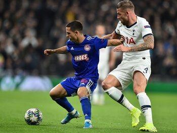 Tottenham – Olympiakos (26 november 2019)