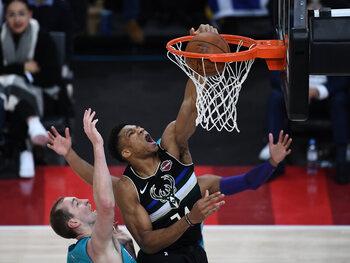 NBA schiet uit de startblokken met verrassende uitslagen