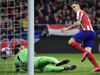Atlético Madrid - Liverpool (18 février 2020)