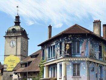 Maak kennis met Champagnole, de parel van de Jura