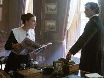 Dimanche: Enola Holmes (Netflix)