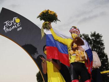 Pogacar, de jongste winnaar van de Ronde van Frankrijk