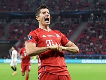 Robert Lewandowksi