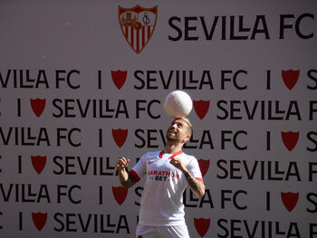 Papu Gomez aan FC Sevilla