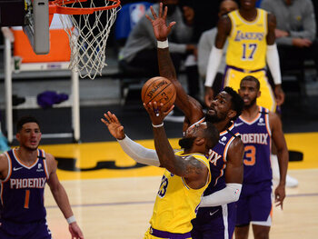 Phoenix Suns (2e) – Los Angeles Lakers (7e)