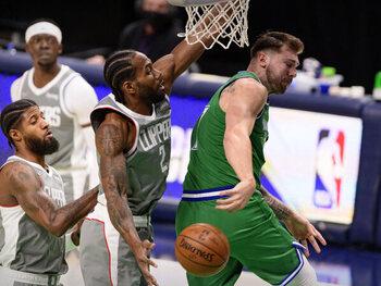 Los Angeles Clippers (4e) – Dallas Mavericks (6e)