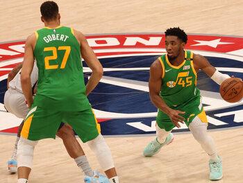Westen: Utah Jazz (1e) - Memphis Grizzlies (8e)