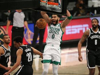 Brooklyn Nets (2e) – Boston Celtics (7e)