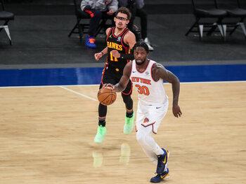 New York Knicks (4e) – Atlanta Hawks (5e)