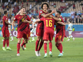 België - Portugal