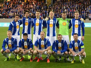 Célébrations mythiques : les footballeurs islandais du Stjarnan FC partent en vrille