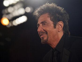 Al Pacino - Han Solo dans «Star Wars»