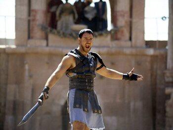 Dimanche : Gladiator