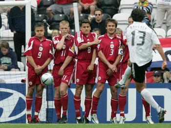 Humiliation pour l'Allemagne