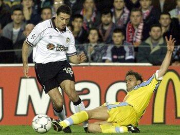 Les matchs de légende: la démonstration de force de Valence contre la Lazio Rome