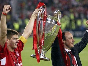 Liverpool - AC Milan 3-3, 3-2 ap. tàb (2005)