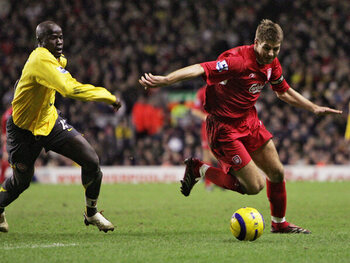 Liverpool – Arsenal (14 februari 2006)