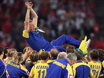 Een legende in Oekraïne