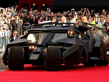 L'évolution de Batman et sa Batmobile en plus de 80 ans