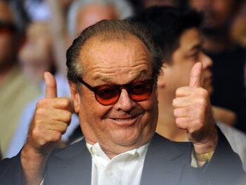 Jack Nicholson - Michael Corleone dans «Le Parrain»