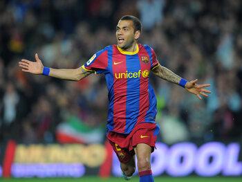 One day, one goal: la demi-volée fulgurante de Dani Alves contre Getafe