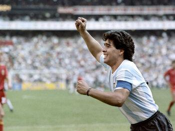 Maradona a 60 ans: retour sur sa masterclass contre la Belgique en 1986